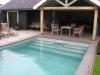 Zwembad bouwkundig 800 x 400 cm