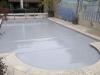 Zwembad met Isothermische afdekking